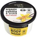 Organic Shop Bourbon Vanília Testápoló Mousse