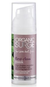 Organic Surge First Class Mask