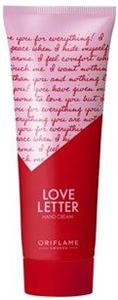 Oriflame Love Letter Kézkrém