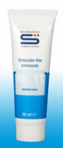 Schüssleritas Schüssler-féle Krémzselé Nr.11