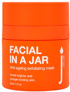 Skin Juice Facial In A Jar Öregedésgátló Exfoliáló Maszk