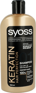 Syoss Keratin Hair Perfection Sampon