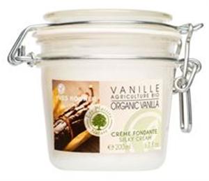 Yves Rocher Organic Vanilla Créme Fondante Selymes Testápoló