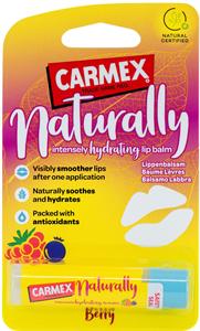 Carmex Naturally Ajakápoló Stift - Bogyós-Gyümölcsös
