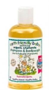 Earth Friendly Baby Sampon és Fürdető