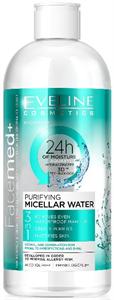Eveline Cosmetics Facemed+ Tisztító Micellás Víz
