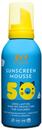 EVY Technology Sunscreen Mousse Kids SPF50