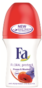 Fa Floral Protect Golyós Deo