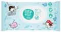 Tesco Fred & Flo Illatmentes, Nedves Baba Törlőkendők Érzékeny Bőrre