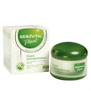 Gerovital Plant Krém Bőrhibákra