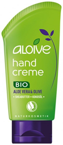 Aloive Hand Creme Aloe Vera &Olive