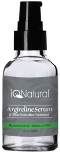 IQ Natural Argireline Wrinkle & Fine Line Serum