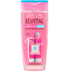 L'Oréal Paris Elvital Nutri-Gloss Crystal Sampon