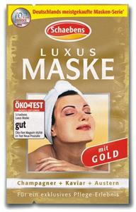 Schaebens Luxus Maszk Arannyal (régi)