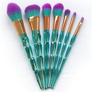Mayani Design Turqoise Diamond Brush Set