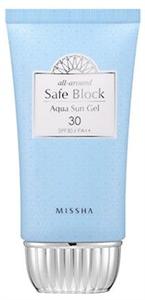 Missha All Around Safe Block Aqua Sun Gel SPF30 / Pa ++