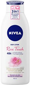 Nivea Testápoló Tej Rose Touch