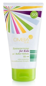 Ombia Sonnenmilch for Kids SPF50
