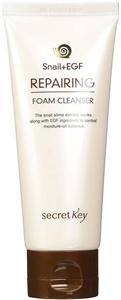 Secret Key Snail+EGF Repairing Foam Cleanser