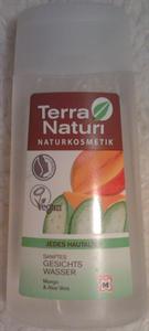 Terra Naturi Kímélő Arcvíz Mango & Aloe Vera