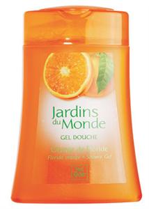 Yves Rocher Jardins du Monde Floridai Narancs Tusfürdő