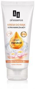AA Oil Essence Ultrahidratáló Kézápoló Krém Normál Bőrre