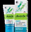 Alverde Aqua 24H Balance Cremegel Meeresalge