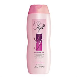 Avon Skin So Soft Signature Silk Moisturising Body Lotion