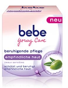bebe Young Care Hidratálókrém Érzékeny Bőrre