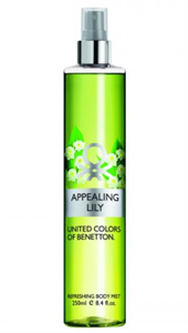 Benetton Appealing Lily Testpermet