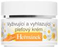 Bione Cosmetics Kamilla Tápláló és Bőrsimító Arckrém