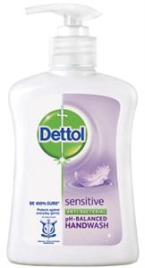 Dettol Sensitive Kézmosó Gél