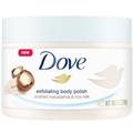 Dove Crushed Macadamia & Rice Milk Testradír