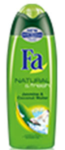 Fa Natural & Fresh Jasmine & Coconut Water Tusfürdő