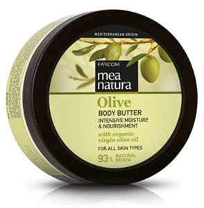 Farcom Mea Natura Olive Body Butter