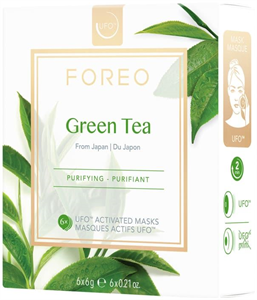 Foreo Green Tea UFO-Activated Mask