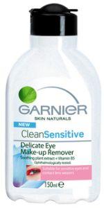 Garnier Clean Sensitive Delicate Eye Make-Up Remover