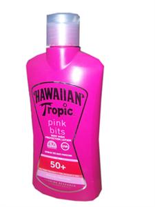 Hawaiian Tropic Pink Bits 50+ Naptej