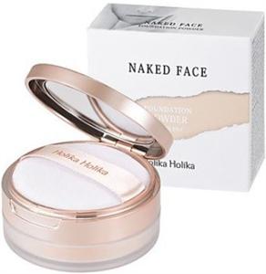 Holika Holika Naked Face Foundation Powder SPF26 / PA+