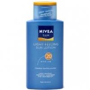 Nivea Light Feeling Sun Lotion
