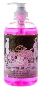 Nesti Dante Emozioni In Toscana - Garden In Bloom Folyékony Szappan