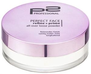 p2 Perfect Face Refine+Prime All Over Loose Powder