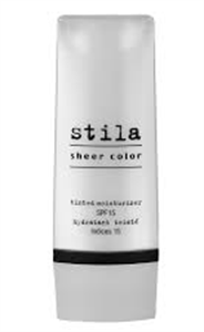 Stila Sheer Color Tinted Moisturizer SPF15