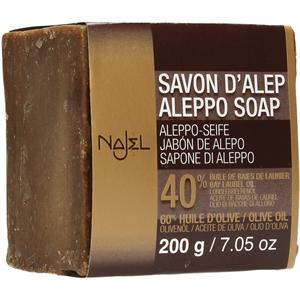 Najel Aleppo Szappan 40% Babérolajjal