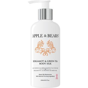 Apple & Bears Luxury Bergamot & Green Tea Testápoló