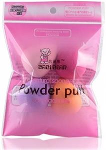 Babi Bear Natural Sponge Powder Puff