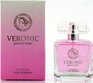 Chatler Veronic Bright Pink Woman EDP