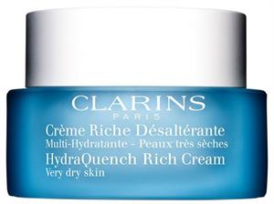 Clarins HydraQuench Rich Gazdag Hidratáló Krém