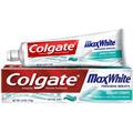 Colgate Max White with Mini-Bright Strips Fehérítő Fogkrém