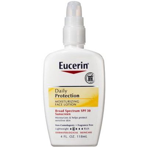 Eucerin Daily Protection Moisturizing Face Lotion SPF30